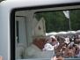 Papa u Hrvatskoj 2011.